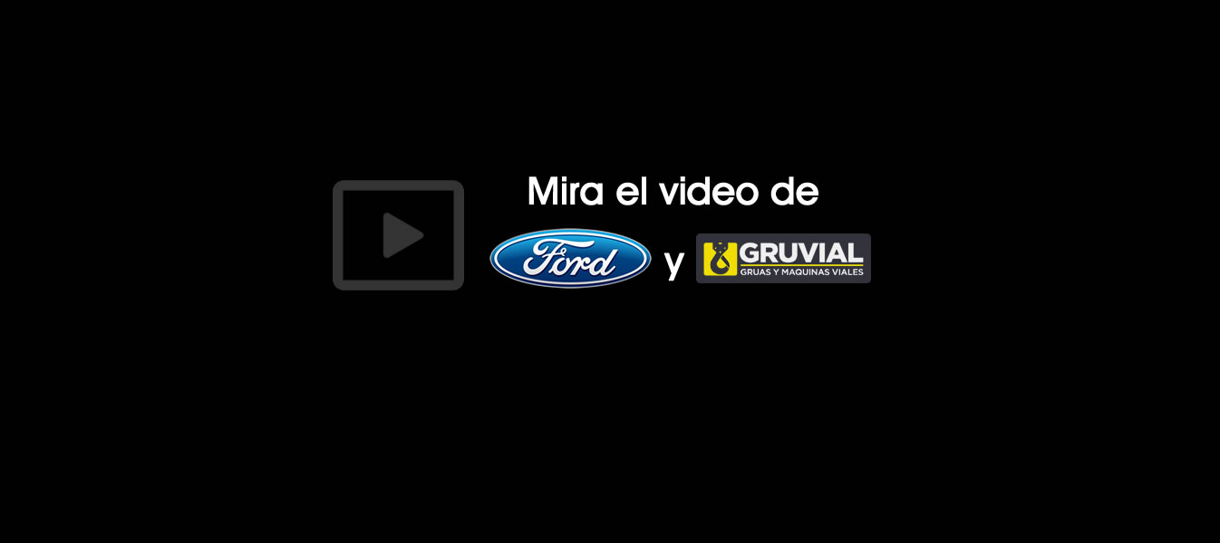 Mira el video Ford y Gruvial